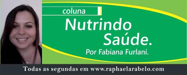 Coluna Nutrindo Saúde